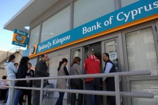 Вкладчики Bank of Cyprus