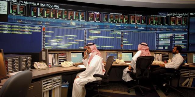 Saudi Aramco: темная