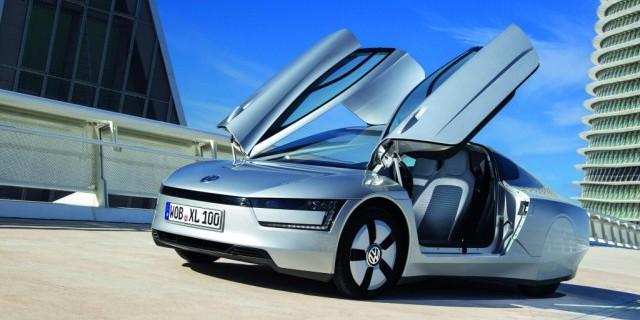 Volkswagen зафиксировал