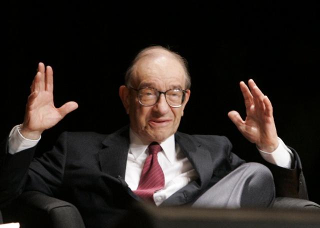 Гринспен: США на пороге