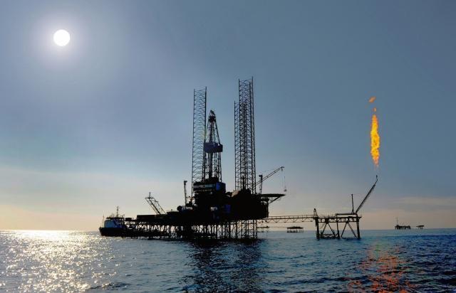 Добыча газа в РФ