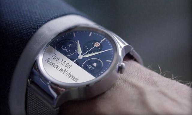 Huawei Watch: дебют