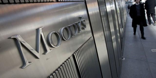 Moody #39;s атаковало
