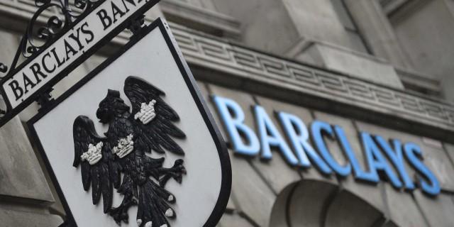 Barclays зафиксировал