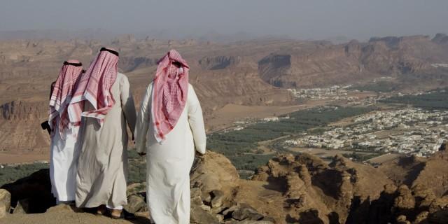 Саудовская Аравия не