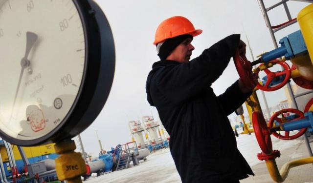 Газпром: Украина