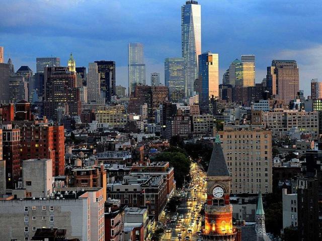 Любимые города богачей