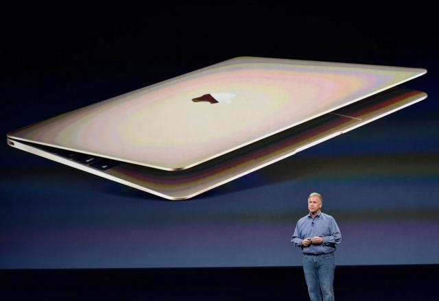 Apple представила новый