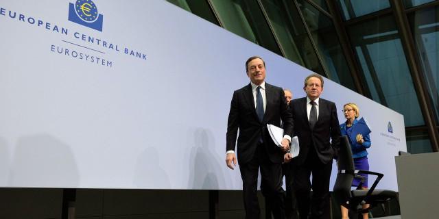 QE ЕЦБ стартовала c