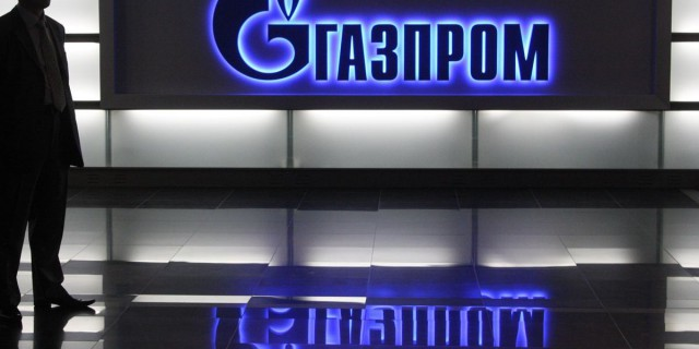 Газпром построит