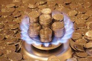 Цены на газ, энергию для