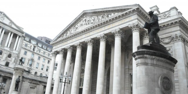 Банк Англии отказал