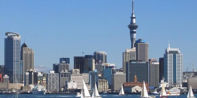 Рост ВВП Новой Зеландии