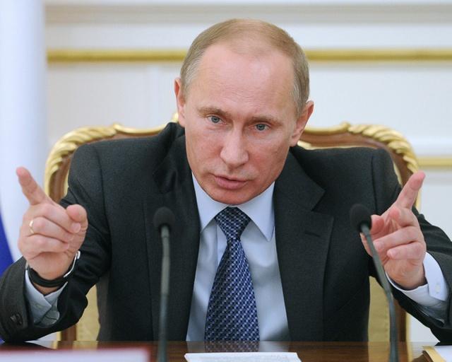 Путин: ставка ЦБ