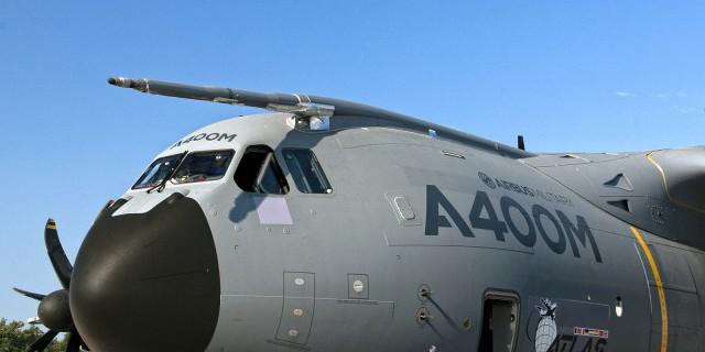 Airbus: спрос на военные