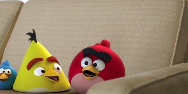 Прибыль Angry Birds