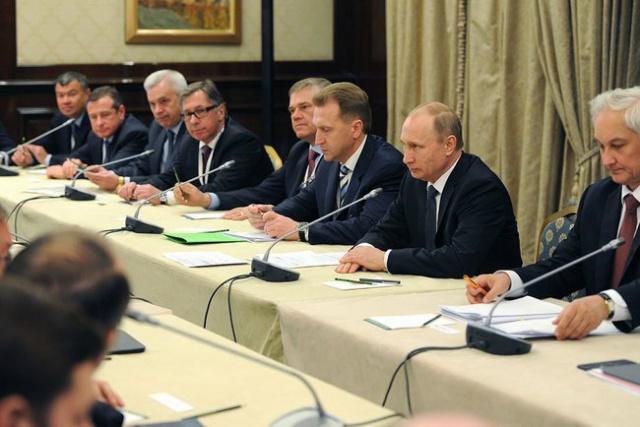 Путин: возврату капиталу