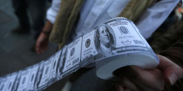 Чем опасны долларовые