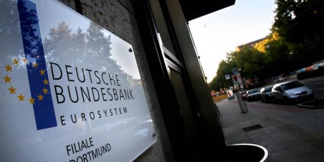 Бундесбанк ожидает
