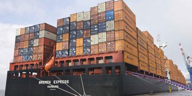 Экспорт из ФРГ в Россию