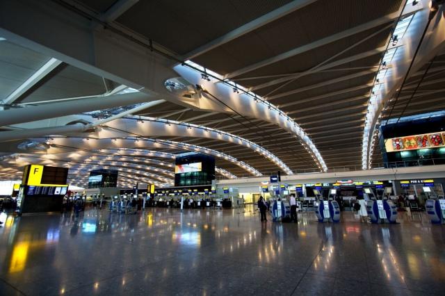 10 лучших аэропортов в