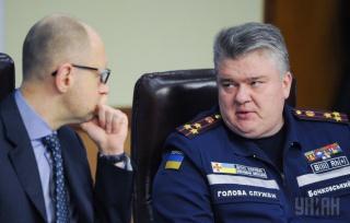 Глава ГСЧС Украины и его