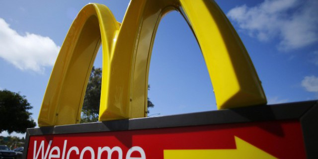 Шведский McDonald #39;s