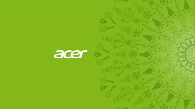 Acer фиксирует годовую