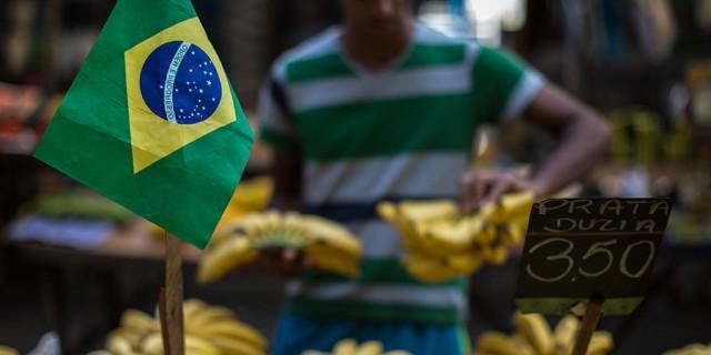 Бразилия зафиксировала