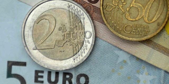 Дефляция в еврозоне