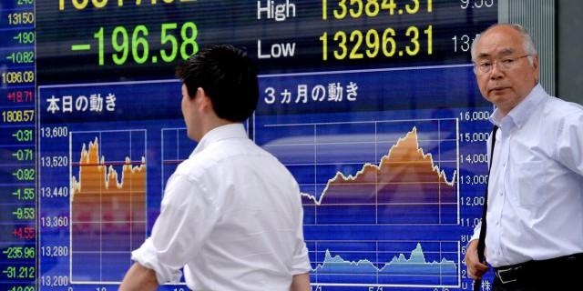 Японский индекс Танкан в