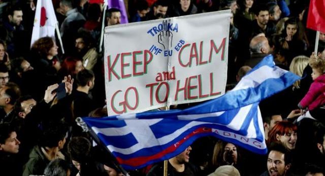 Spiegel: греки объявят