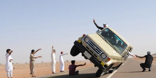Саудовцы выйдут на