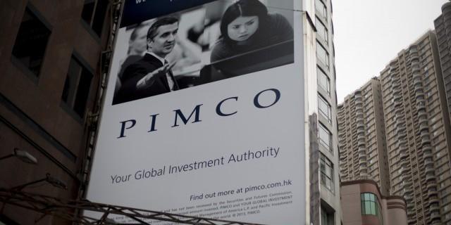 Отток средств из PIMCO