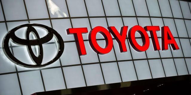 Toyota инвестирует $1,3
