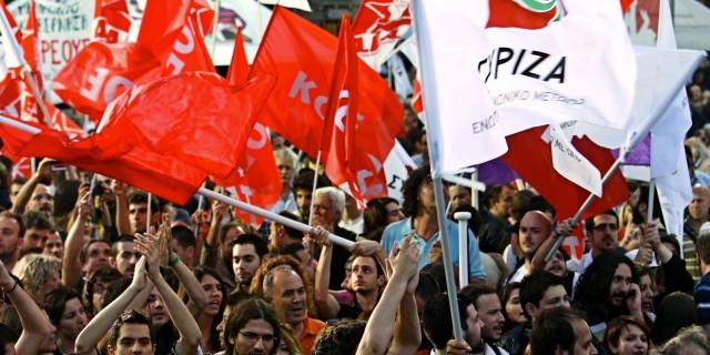 GS пугает: драхма Греции