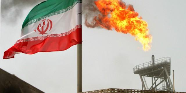 Иранские нефтяные