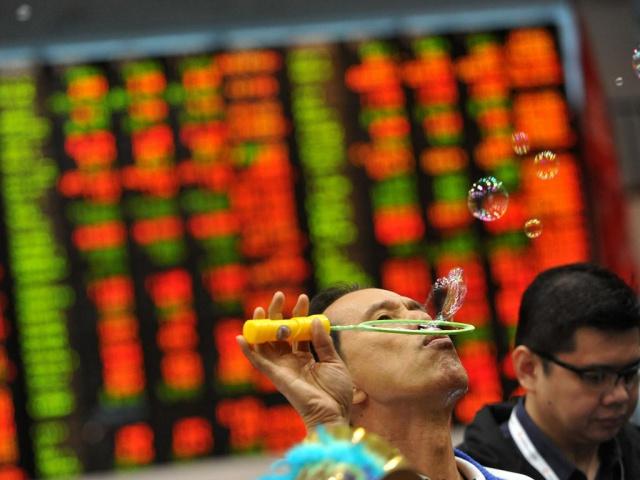 Пузырь в Китае - доткомы
