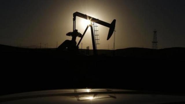 Запасы нефти в США -