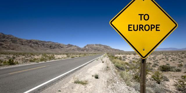 В еврозоне сократились