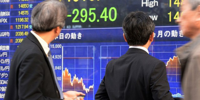 Рынки акций emerging