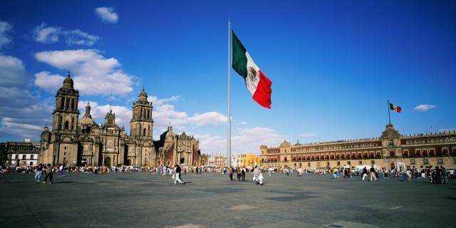 Мексика разместит