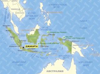 Индонезия запретила