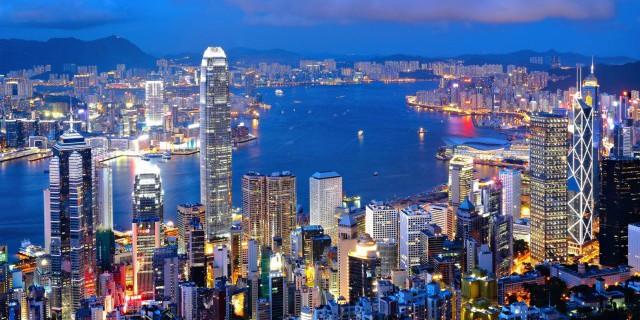 Гонконг провел валютные