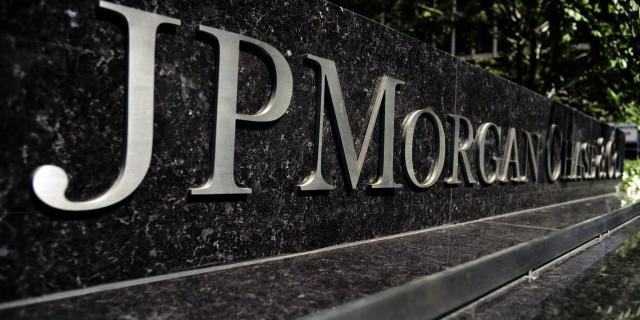 Чистая прибыль JPMorgan