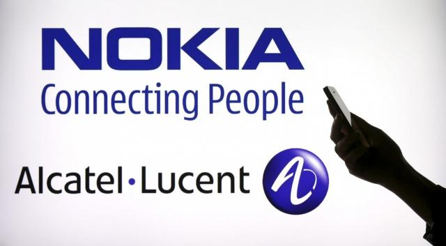 Nokia и Alcatel-Lucent: