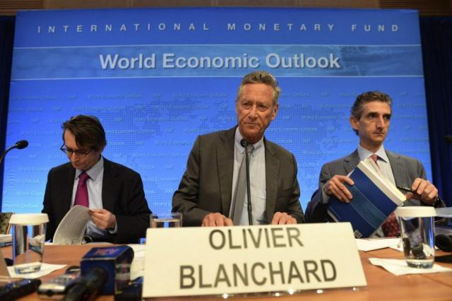 МВФ понизил прогноз по