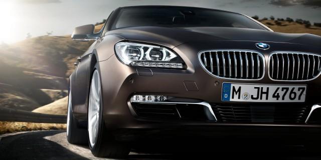 BMW сохранил лидерские