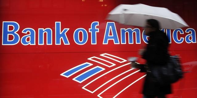 Чистая прибыль Bank of