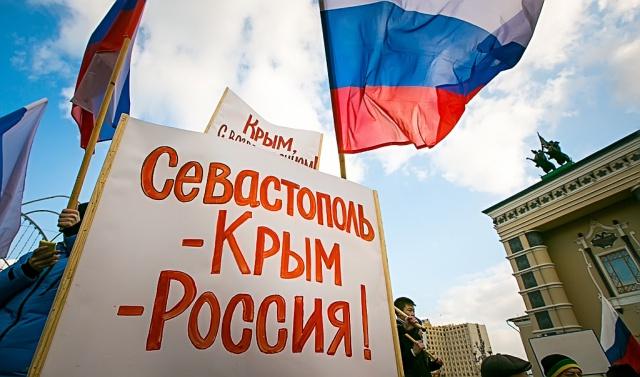 Бурджанадзе: Крым